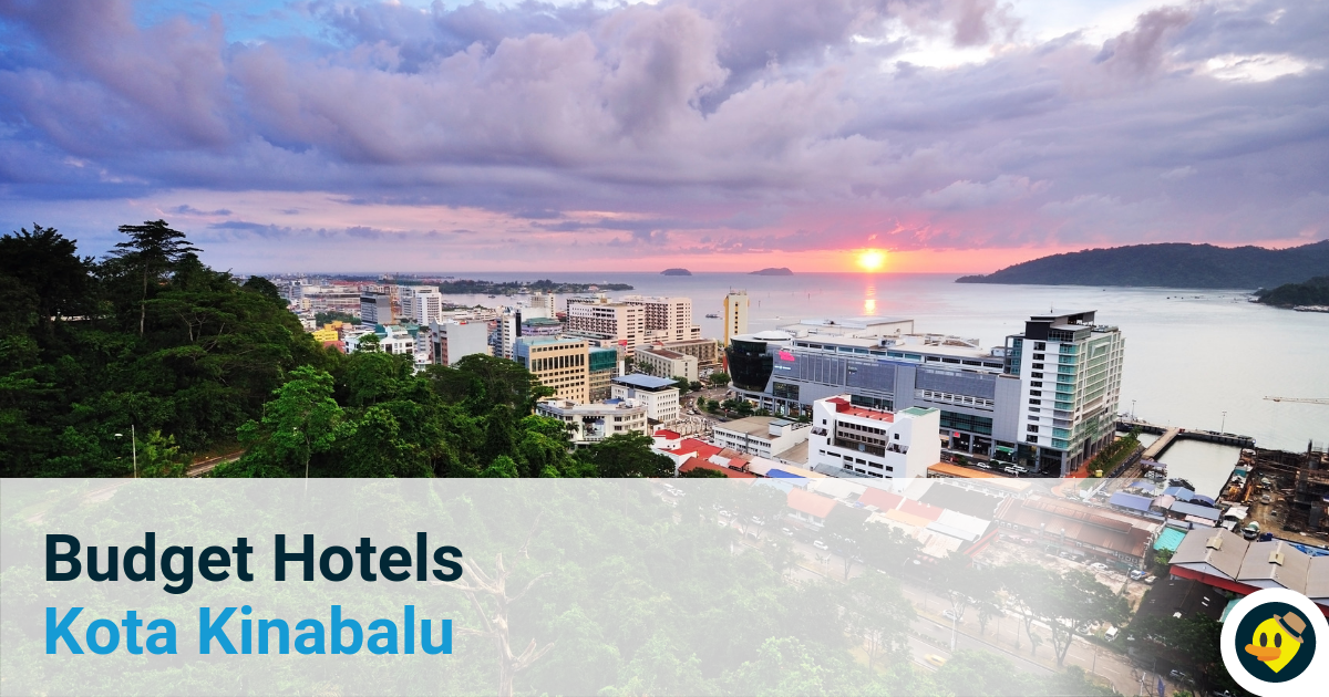 Budget Hotels Kota Kinabalu Featured Image