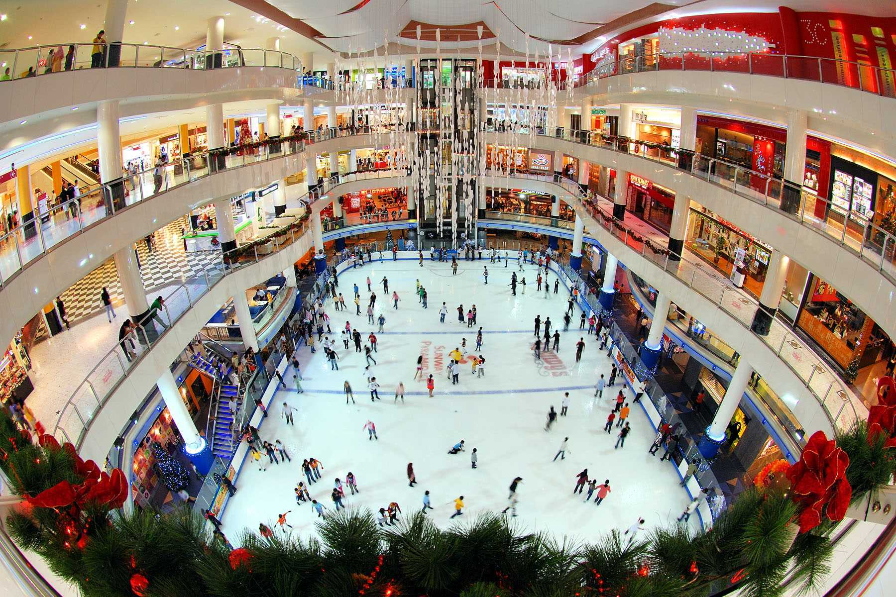 Malaysia First Ice Skating Rink, Sunway Pyramid Ice Skating Featured Image