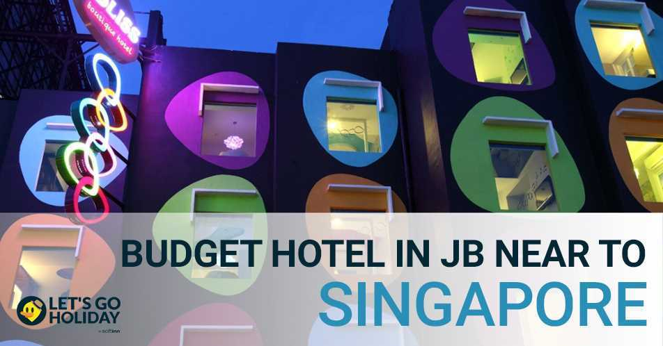 Budget Hotel in Johor Bahru near to Singapore Featured Image