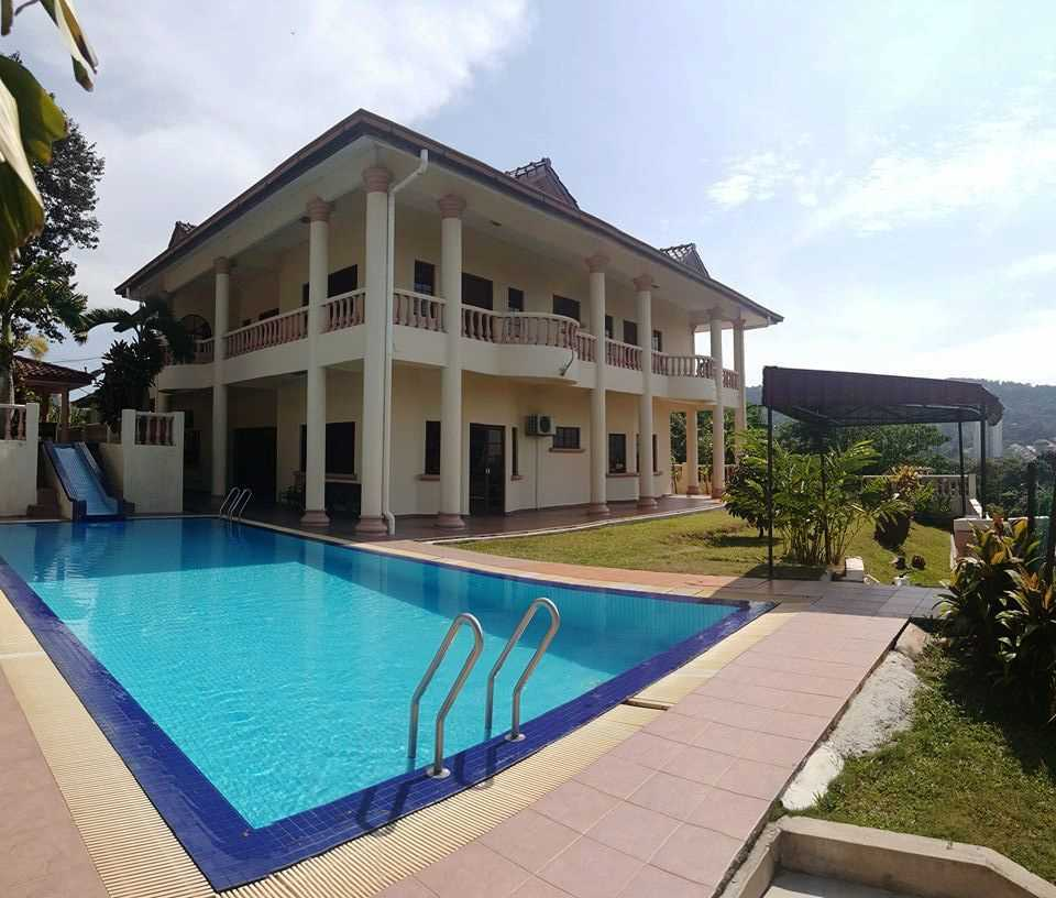 Homestays with swimming pool in malaysia - Homestay langkawi with swimming pool ...